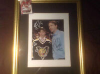8X10 autographed hockey photos. Open to offers!
