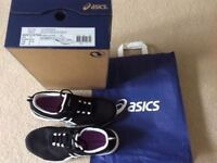 Asics brand new size 7 trainers