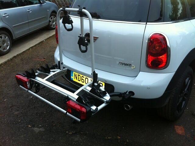 Tule Mini Countryman Rear Bike Rack In Edinburgh Gumtree