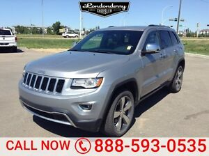 2015 Jeep Grand Cherokee 4WD LIMITED LUXURY Navigation (GPS),  L