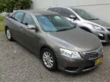 2009 Toyota Aurion GSV40R AT-X Grey 6 Speed Sports Automatic Sedan East Maitland Maitland Area Preview