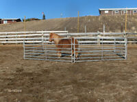 Steel Hot Dipped Galvanized Panels for sheep/goats/pigs/minis