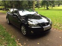 LEXUS IS 2.2 220D SE 4DR (black) 2006