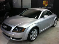 2001 Audi TT Coupe All services at Audi (+Car-Proof)