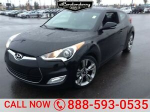 2015 Hyundai Veloster HATCHBACK Accident Free,