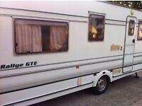 Rallye GTE caravan