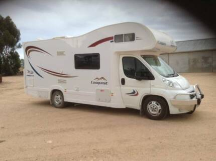JAYCO CONQUEST MOTORHOME Lameroo Southern Mallee Preview