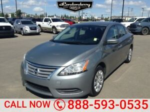 2013 Nissan Sentra SV SEDAN Bluetooth,  A/C,