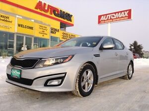 2015 Kia Optima LX *Heated Seats/ Bluetooth*