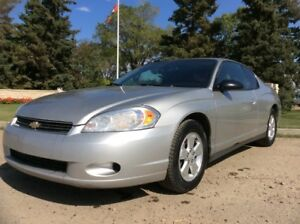 2007 Chevrolet Monte Carlo, LS-PKG, AUTO, FULLY LOADED!