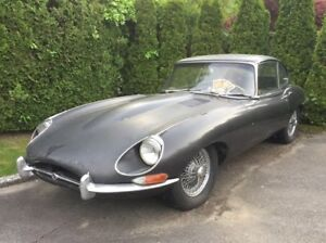 WANTED OLD JAGUAR E-TPYE XK XKE ROADSTER ANY CONDITIONS