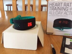 Heart training & All day Activity MIO Fuse