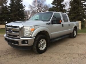 2012 Ford F250, XLT, HD, AUTO, 4X4, ALL SRVICE RECORDS, $18,500