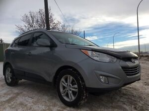 2012 Hyundai Tucson, GL-PKG, AUTO, LOADED, LEATHER, $12,500 Edmonton Edmonton Area image 3