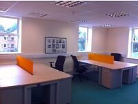 Short Term & Flexible Work Space / Desk Space / Office. Can be booked by the day.