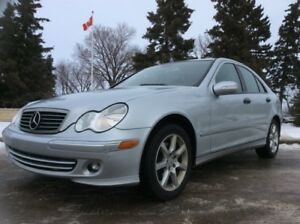 2006 Mercedes-Benz C280, GENARATION-PKG, AUTO, 4MATIC, LOADED!