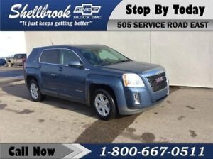 2011 GMC Terrain REMOTE START,6 SPEAKER,REAR CAMERA $140.17 BW