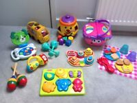 LOVELY baby/toddler toy bundle - ALL VGC