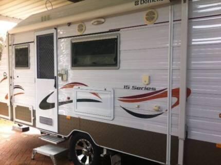 New Age Bilby 15 Series 2012 Caravan Parkerville Mundaring Area Preview