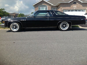 1976 BUICK LESABRE CUSTOM COUPE-CLASSIC SHOW CAR-$8000