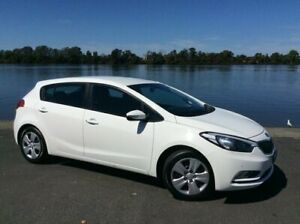 2015 Kia Cerato YD MY15 S 6 Speed Automatic Hatchback Taree Greater Taree Area Preview