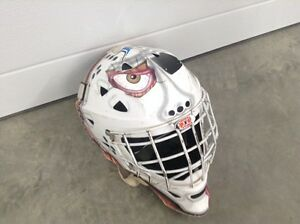 Itech Intermediate Goal Mask Moose Jaw Regina Area image 1