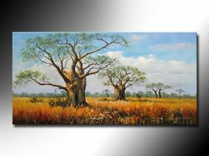 LA1-024, Brand New, Hand made (not printed) Oil painting
