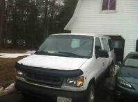 1999 Ford Econoline E350 Superduty FIRST $400 TAKES IT