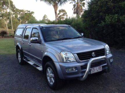 2005 Holden Rodeo Dual Cab  Toowoomba 4350 Toowoomba City Preview