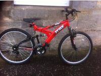 trax by apollo bike