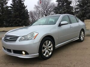 2006 Infiniti M35x, AUTO, AWD, LEATHER, ROOF, $7,500