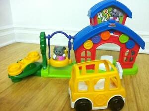 Jeu Fisher price fille 2-3 ans