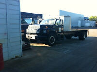1993 Ford F-750 XL 20FT FLAT BED
