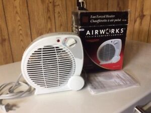 ELECTRIC COOL AND HEAT FAN