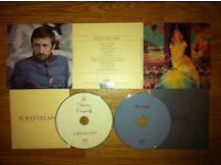 DIVINE COMEDY SIGNED CD FOREVERLAND LIMITED EDITION DOUBLE CD - NOW SOLD OUT & SOUGHT AFTER