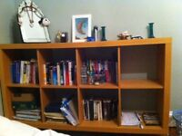 Large Ikea portable shelf unit