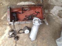 Ferguson TED 20 Standard 12V engine spares