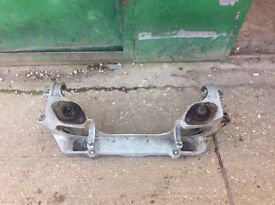 Ford Sierra 2.8 4x4 front alloy subframe