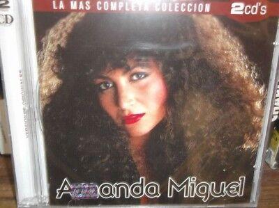 Amanda Miguel  La Mas Completa 2Cds New Sealed Nuevo