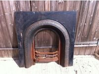 Victorian Cast Iron Fire Places & Fenders