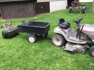 Craftsman LT2000 22hp Lawn Tractor