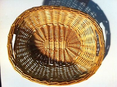 Display Basket Natural Willow Trays For Bread Produce Gift 4 Count Reg39.95