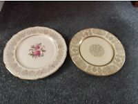 Johnson Brothers Vintage Victorian Pattern Plates