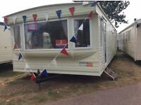 Static Caravan Nr Clacton-on-Sea Essex 2 Bedrooms 6 Berth Pemberton Sovereign