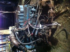 moteur international DT466 et transmission automatique Allison