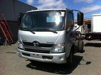 Hino 195 2012 cabine chassis A VOIR !!!!!!