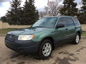 2007 Subaru Forester X, ALL SERVICE RECORDS FROM NEW!!!! $4,700