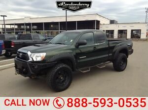 2013 Toyota Tacoma 4WD TRD OFF ROAD Back-up Cam,