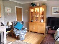 3 BEDROOM SEMI-DETACHED HOUSE IN GARLIESTON, SOUTH WEST SCOTLAND