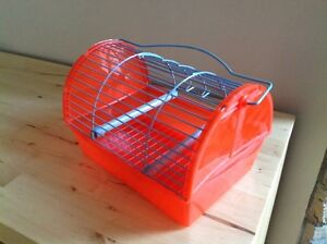 Small travel animal cage
